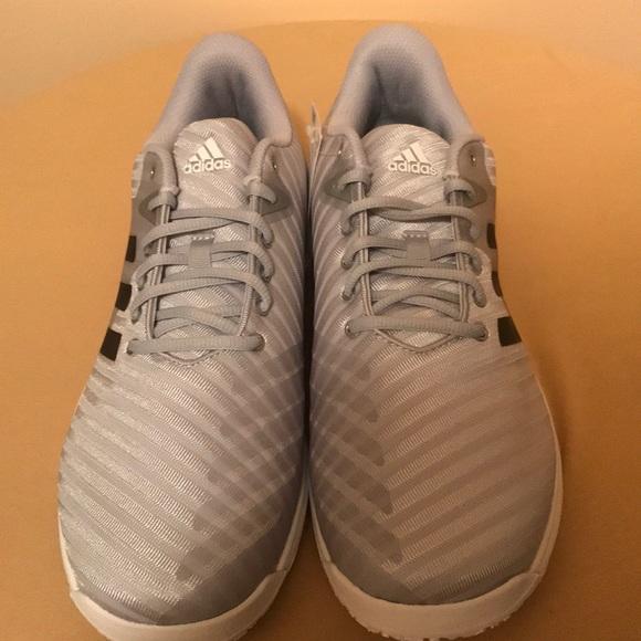 ADIDAS men's Barricade court 3 tennis shoe NWT